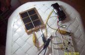 Lampara solaire