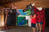 Accès rapide & facile Dragon chinois de Parade