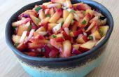 Nectarine Salsa