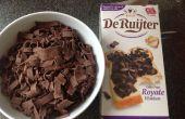 Denise' Cookies Pinda - une autre adaptation de styles de cookie américain aux ingrédients néerlandais