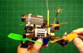 Sub 250g FPV Quadcopter avec plus de 11 minutes de temps de vol