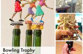 Trophée Toppers de bouteille de vin