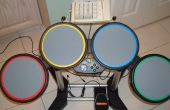 Faire un Rock Band Drum Pedal Pad