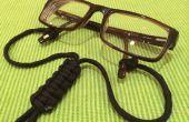 Paracord lunettes longe