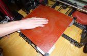 Amélioration des impressions 3D avec de la laque