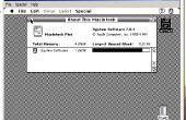 Mac OS 7 sur Windows