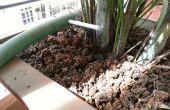 Système d'arrosage des plantes de la maison