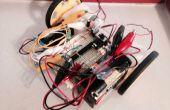 Capteur sans contact Robot commandé