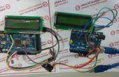 NRF2L401 système de Transmission de données PC avec Arduino sans fil