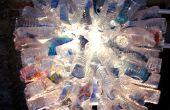 Bouteilles en plastique et plus en plastique !