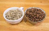 Rôti de votre propre café avec un éclateur de maïs