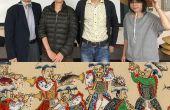 Créer des artefacts de poisson pour la Parade au Festival de Kanda avec artisanat & 3D