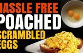 Alimentation Hack - Hassle Free œuf brouillé « Poché »