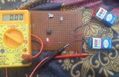 Circuit du capteur de lumière