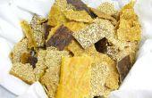 Sauté de Super fruits et céréales amarante tricolore Cracker
