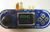 Pong sur Arduino esplora !