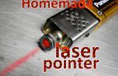 Pointeur laser maison