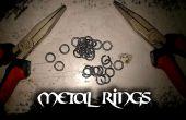 Comment faire des anneaux métalliques