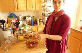 Comment peler une pomme-Grenade en moins de 5 Minutes (et faire de la limonade rose)