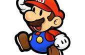 Faire votre propre Super Mario jeu