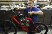 79cc motorisé vélo à partir de zéro