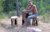 Brûlé les trous meubles pour votre jardin