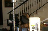 Lampe de chevet Table double avec iPod Docking Station