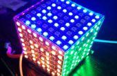 Matrice de LED Cube