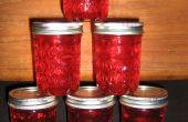 Pomme cannelle Jelly-A excellente Alternative à la Sauce aux canneberges pour vacances le