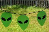 Faux vitrail Alien bannières & autres projets