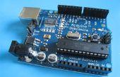 La programmation de l'Arduino à l'aide de Vexplorer