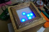 Arduino alimenté Binary Clock