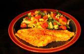Pain de maïs cuit Catfish