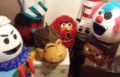 Masques de Costume DIY mascotte Halloween