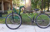 Maison vélo chariot