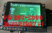 Pip-Boy 3000 avec framboise