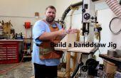Construire une scie à ruban traîneau/gabarit pour tronçonner et coupes longues