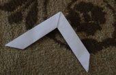 Origami Boomerang