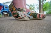 Personnalisez vos chaussures ! (Toms)