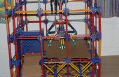 Machine de griffe Knex [tout d'abord sur le site] qui a instructans
