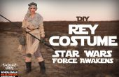 Star Wars : Le Costume Rey bricolage