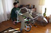 Procédé de fabrication des formes en 3D (utilisés pour faire un carénage de moto)