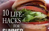 10 vie Hacks que vous devez savoir pour un été mieux !