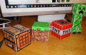 The Ultimate Guide to Minecraft Papercrafts !