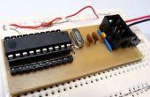 Faire un adaptateur de carte de test pour votre Microcontrôleur AVR