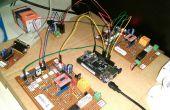 Système de surveillance & gestion énergétique à la maison Smart
