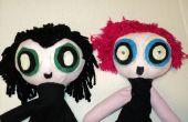 Demander à un ingénieur Powerpuff Girls Style marionnettes