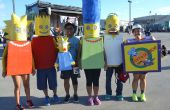 Les Simpson Lego !