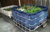 Moveable Carport jardin