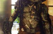 Construction d'une réplique du costume Predator